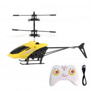Flashing Light Induction Helicopter Toy for Kids