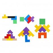 Tetris Block Intelligence Puzzle