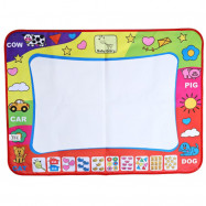 Magic Water Drawing Mat Large Doodle Painting Board with 2 Pens
