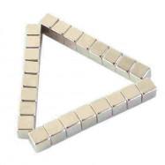 Magnetic Cube, Square Permanent Magnet Cube Intellectual Toy (216pcs)