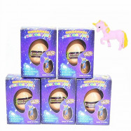Growing unicorn mermaid Water Growing Hatching Colorful Egg