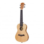 Concert Ukulele 23 Inch Mahogany Aquila Strings Beginner Kit