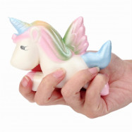 Jumbo Squishy PU Cute Unicorn Relieve Stress Squeeze Slow Rising Kid Toy Decor
