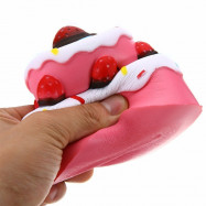 Jumbo Squishy Cute Cake Squishies Super Slow Rising Toy