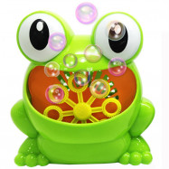Full Automatic Bubble Machine Children Toy