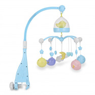 U6 Baby Crib Toy Mobile Musical Birds Rattles Bed Twist Hanging Bell