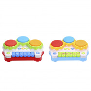 Electric Piano Hand Drum Musical Toy for Baby Child Kid
