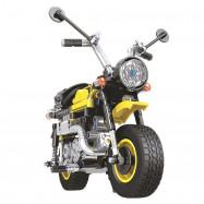 Creative Educational Assembled Mini Motorcycle Building Blocks Toys Set