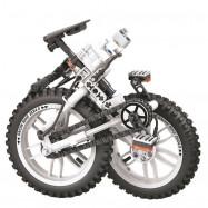 Educational Assembled Folding Bicycle Building Blocks Toys Set