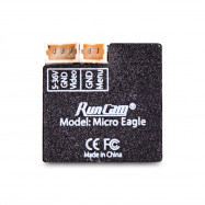 RunCam Micro Eagle CMOS 800TVL Global WDR 16:9 / 4:3 Switchable FPV Camera