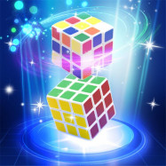 Instantly Restore Magic Cube Close Range Conjuring Props