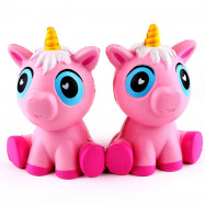Jumbo Squishy Unicorn Pink Pony Children Decompression Toys