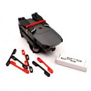 Propeller Blade Fixed Holder Transport Protector Fixed Bracket for DJI Mavic Pro DJI Mavic Platinum Red