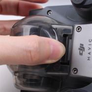 Gimbal Camera Protective Cover Lens Cap for DJI MAVIC PRO