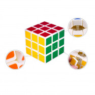 ABS Ultra-Smooth Professional Speed Magic Cube Puzzle Twist Toy