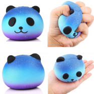 Star Panda Memory Foam EVA Decompression Toys