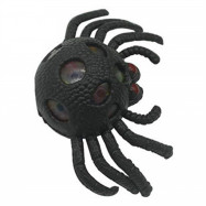 Cute Spider Mesh Ball Stress Squeeze Grape Toy