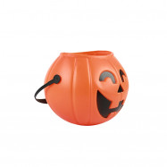Holiday Props Pumpkin Bucket