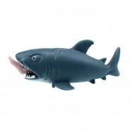 Jumbo Squishy Extrusion Simulation Shark Venting Toy