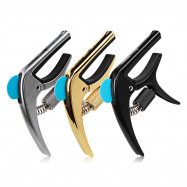 Qiaolejiang GGC - 02 Alloy Guitar Capo Musical Instrument Accessory
