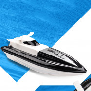 2.4G Remote Control Boat 4CH Dual-motor High-speed Ship Toy
