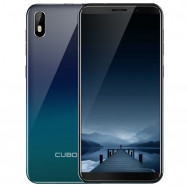Cubot J5 3G Phablet 5.5 inch Android 9.0 MT6580 Quad Core 1.3GHz 2GB RAM 16GB ROM 5.0MP Rear Camera Fingerprint Recognition 2800mAh Detachable