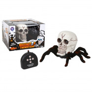 New Remote Control Horrible Ghost Skeleton Wolf Spider with Cool Light for Party