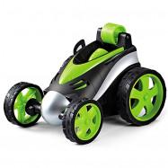 Wireless Remote Control Stunt Tumbling Wheel Toy