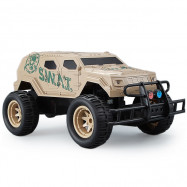 DOUBLEE E320 - 003 Special Police Large Wheel Off-road Remote Control Car