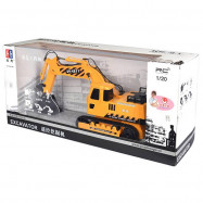 DOUBLEE E511 - 003 Funny Toy Remote Control Excavator
