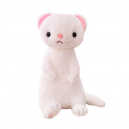 Creative Sitting Ferret Plush Toy Birthday Gift
