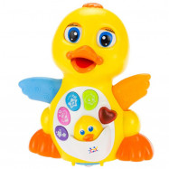 huile toys 808 Intelligent Duck Electrical Toy for Children