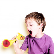 LOYE LY - 704 K Children Smart Educational Machine Microphone