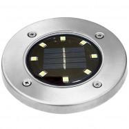 8 LED Solar Lawn Light Decor