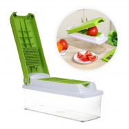 Multifunctional 12pcs Vegetable Food Slicer for Kitchen