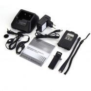 BAOFENG UV - 5R UHF / VHF Walkie Talkie 128-Channel with Flashlight