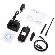 TYT MD - 380 VHF Portable Walkie Talkie Digital Transceiver with Colorful Display