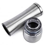 Stainless Steel Manual Salt Pepper Seasoning Mill Grinder Cooking Tools