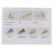 Fabric Bias Tape Maker Sewing Machine Accessories Set