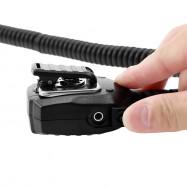 Handheld Waterproof TYT Speaker Mic for MD-380 DM-UVF10 MD-280 MD-390 TC-3000A