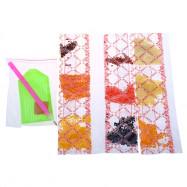 12 x 22 Inches 5D Rhinestone DIY Needlework Craft Animal Pattern Cross Stitch