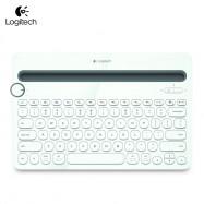 Logitech K480 Ultra-thin Portable Wireless Bluetooth Keyboard