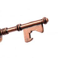 Metal Key Beer Opener Antique Keychain Opener Retro Bottle Opener