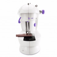 Electric Mini Sewing Overlock Dual Speed Household Machine