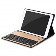 Bluetooth 3.0 Keyboard Cover for iPad Air 1 / 2 / Pro 9.7 inch