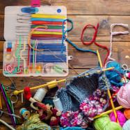 Magic Crochet Suit Sewing Knitting DIY Tools Set
