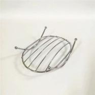 Simple Creativity Round Soap Box Storage Rack