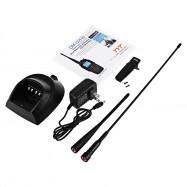 TYT DM - UVF10 DPMR Digital Transceiver 2 Way Radio 5W 256CH VOX Message Scrambler Digital Talkies Ham Amateur