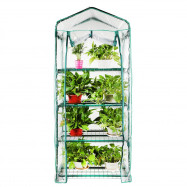 Household Plant Greenhouse Mini Flower House