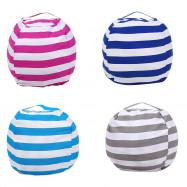Creative Children Cushion Plush Toy Storage Bag